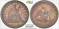 1852 25C Seated Liberty Quarter PCGS VF 35 Very Fine to Extra Fine Key Date T...