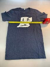 Canvas Casual Triathlon T Shirt Small S (6560-1)