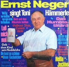 Ernst Neger Singt Toni Hämmerle  [LP]