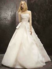 Size 4 White by Vera Wang wedding dress