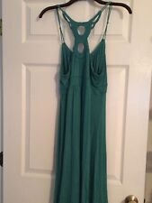 Ella Moss Green Dress  Large