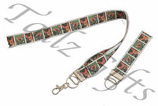 More details for basenji breed of dog matching lanyard | keyring key ring | bookmark
