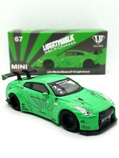 TSM Model Mini-GT 1:64 Hobbiestock Philippines LB Works LibertyWalk NISSAN GT-R
