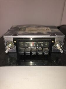 Vintage Mitsubishi Car Radio Mighty Max AR-8727 MB398780 OEM Dodge D50 RARe