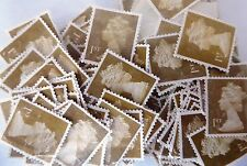 No Gum Great Britain Postal Stamp Collections & Mixtures