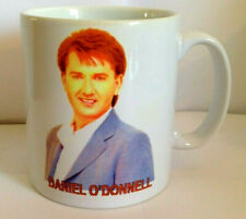 I LOVE DANIEL O'DONNELL MUG with Red Heart