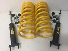 Lowered Front KING Springs MONROE Shocks to suit Ford Falcon XG Models