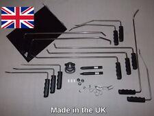 25pc Dent removal tool set for car body repair.PDR dent & dings Paintless repair