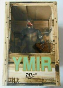 "X-Plus Ymir 12"" figure NIB famous Ray Harryhausen stop-motion monsters sci-fi"