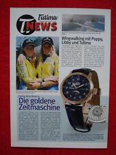 TUTIMA NEWS - Die goldene Zeitmaschine - 20J. Fliegerchronograph Tutima Military
