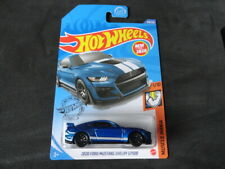 Hot Wheels 2020 Muscle Mania ( 2020 Ford Mustang Shelby Gt500 )