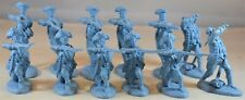 LOD American Revolution Colonial Regular Army Firing Line Blue