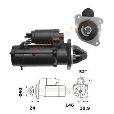 Anlasser Starter New Holland CNH Case 82014160 82021372 AZF4115 AZF4511 AZF4539