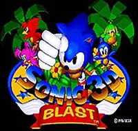 Sonic 3D Blast: Sega C14 Cartridge Game NTSC-USA 16 Bit Megadrive Genesis