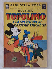 TOPOLINO N.138 1957 ALBI DELLA ROSA