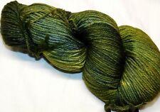 Shades Greens Blue-Green IVY 210yd Skein Malabrigo RIOS Soft SW MERINO Wool YARN