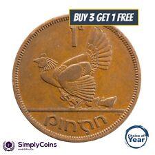 1928 To 1968-Irlande Irlandais Eire One Penny Coin-Choix de l'année/date
