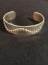 Sterling Silver Cuff Bracelet UNIQUE, 45.82 GRAMS