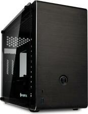 Raijintek Ophion Evo, Mini-ITX Gehäuse, tempered Glass, schwarz