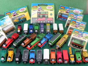 GENUINE BRIO TRAINS for Thomas and Friends Wooden Railway & BRIO engine toy set