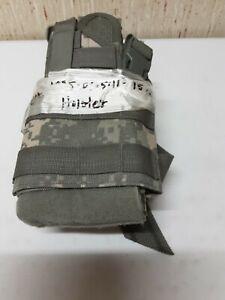 EAGLE INDUSTRIES MOLLE II UNIVERSAL DROP LEG TACTICAL HOLSTER DIGITAL ACU UH 92F
