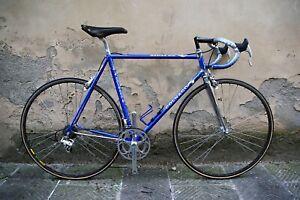 colnago master più campagnolo chorus italy steel bike eroica vintage mavic