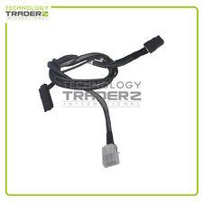 HP 519767-001 Data Transfer Cable 1x Mini SAS 4X SATA Connection * Pulled *