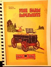 Grain-KIng Mfg, Co .Fine Farm Implements Cat. # 2 Minnesota Transfer  Sales Book