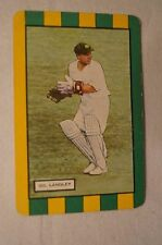 1953 - Vintage - Coles Cricket Card - Australian Cricketers - Gil Langley