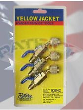 "Yellow Jacket 93842 – 1/4"" Compact ball valve - 45° (3 pak)"