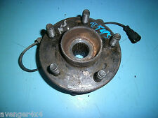 LAND ROVER DISCOVERY SERIES 2 TD5 COMPLETE REAR HUB WHEEL BEARING +  ABS SENSOR