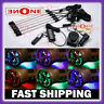 "9"" Million Color Golf Cart LED Neon Light Kit w/Remote"