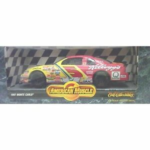 MONTE CARLO 1997 KELLOG #4, 1:18 NASCAR CHEVROLET, TERRY LABONTE, NEW BOXED