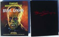Rare Famous Monster Movie Art of Basil Gogos Hardcover