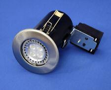 JCC JC94052BN 7W GU10 LED FIREGUARD RANGE