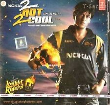 NOKIA 2 HOT 2 COOL - BOLLYWOOD REMIX CD - FREE UK POST