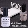 10ml ABS Plastic Cement Glue Adhesive Polystyrene Glue Special Glue Model Glue