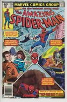 Amazing Spiderman # 195  2nd App Black Cat VF+  Combined shipping