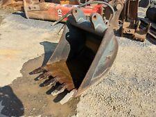 24 Case 580 Backhoe Bucket 45 38 Mm Pins 10 5 Stick Width