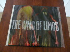 "RADIOHEAD The King of Limbs SEALED UK Newspaper CD 2x Clear Vinyl 10"" 45rpm LPs"