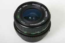 Starblitz 28mm f2.8 Objectif Grand Angle - Nikon Ais Support