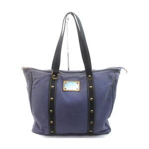 Louis Vuitton LV Tote Bag cabas GM Blue Antigua 2208728