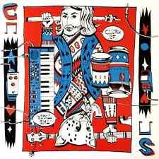 SHAWN LEE & CLUTCHY HOPKINS - Clutch Of The Tiger (LP) (EX+/EX-)