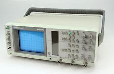 Philips Fluke PM 3050 Oszilloskop 2-Kanal 60 MHz Oscilloscop #5257