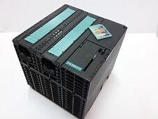 Siemens CPU314C-2 PtP Simatic 6ES7 314-6BF02-0AB0 S7-300 w.MMC 64KB & connectors
