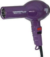 ETI 3200 Hairdryer Professional Powerful Salon Turbodryer *NEW* - AUBERGINE