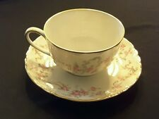 Hutschenreuther 1814 Wallace China Germany Cup and Saucer