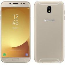 """SAMSUNG GALAXY J7 2017 16GB GOLD DUAL SIM  3GB 5.5"""" OCTA CORE 4G ITALIA BRAND"""