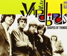 THE YARDBIRDS - SHAPES OF THINGS-THE BEST OF 2 CD NEUF