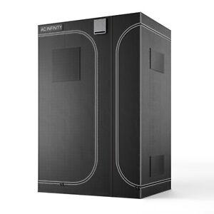 "CLOUDLAB 743D, 2-in-1 Advance Grow Tent 4x3 Indoor Hydroponics 48"" x 36"" x 72"""